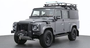STARTECH %E2%80%9ESixty8%E2%80%9C Land Rover Defender 110 2018 Tuning 1 310x165 Widebody Land Rover Defender D110 als Project Evolution
