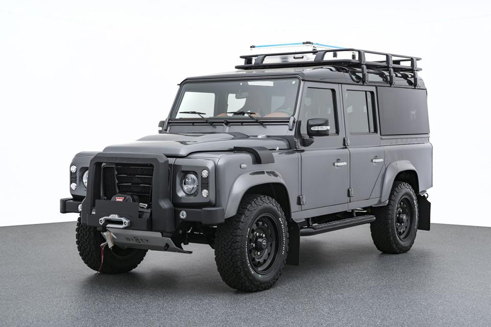 """STARTECH """"Sixty8"""" Land Rover Defender 110 2018 Tuning 1 Nobel   STARTECH """"Sixty8"""" Land Rover Defender 110"""