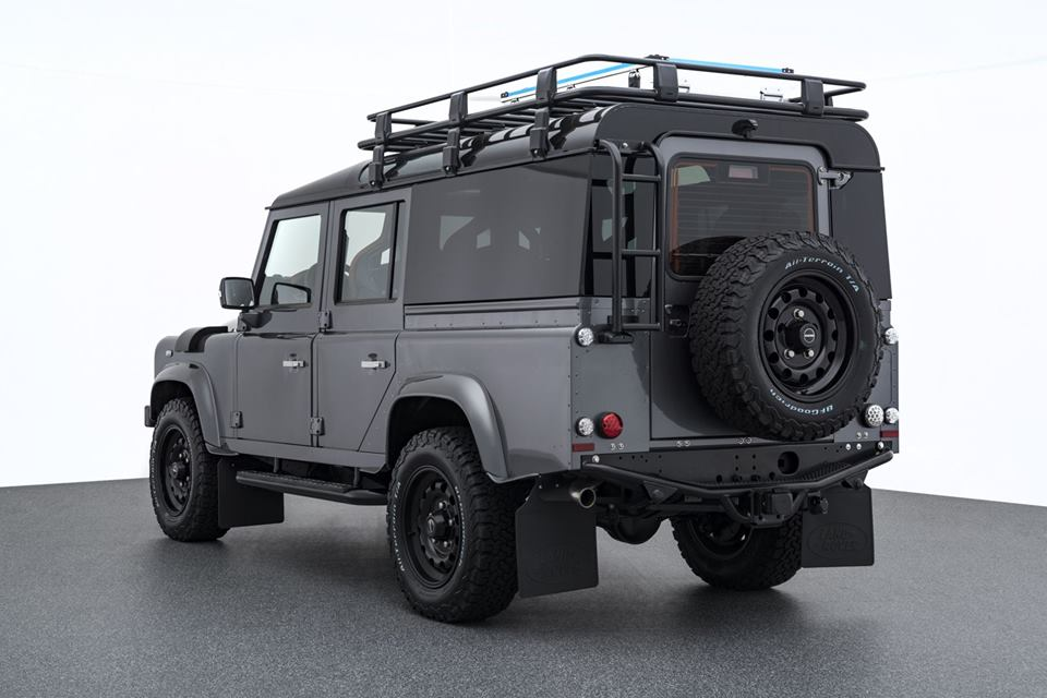 """STARTECH """"Sixty8"""" Land Rover Defender 110 2018 Tuning 2 Nobel   STARTECH """"Sixty8"""" Land Rover Defender 110"""