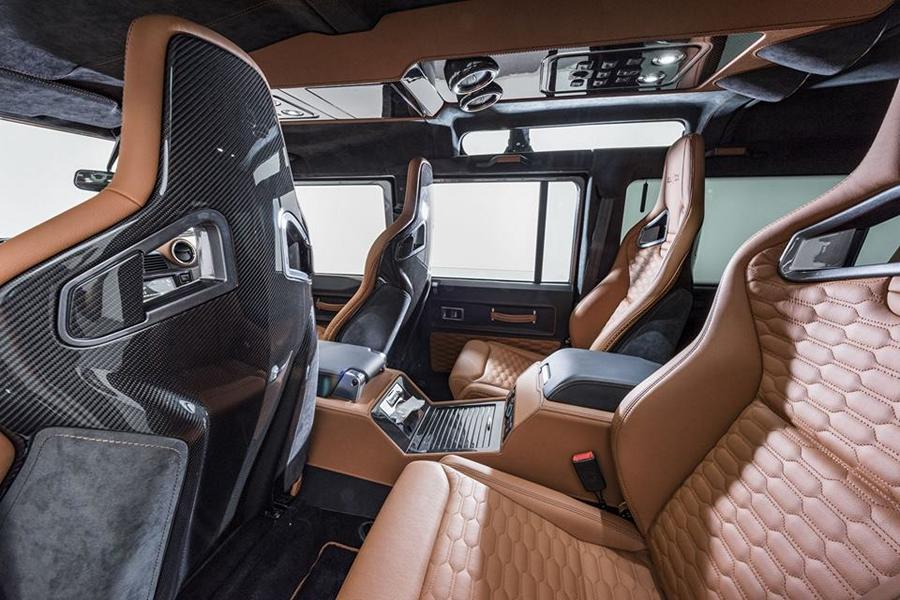 """STARTECH """"Sixty8"""" Land Rover Defender 110 2018 Tuning 6 Nobel   STARTECH """"Sixty8"""" Land Rover Defender 110"""