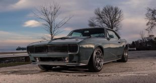 SpeedKore Performance Group 1967 Chevrolet Camaro 4 310x165 Halbe Portion? Speedkore Dodge Charger Evolution mit 979 PS