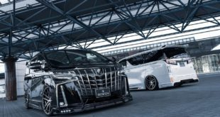 Toyota ALPHARD by Rowen International Tuning 14 310x165 Fertig: Rowen International Bodykit für den Toyota RAV4