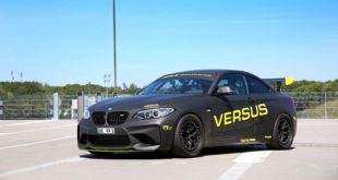 Versus Performance BMW M2 F87 Tracktool 2 1 310x165 1:08,2 Minuten! Versus Performance BMW M2 in Hockenheim
