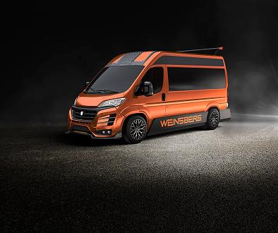 Weinsberg CUVolution 1 Camping & Tuning? Weinsberg CUVolution & Knaus CUVision!