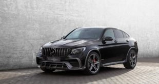 2019 Inferno Mercedes AMG C253 GLC 63 S Coupé Tuning Widebody 1 310x165 Volle Ladung Carbon: Mercedes GLC Inferno Bodykit by TopCar
