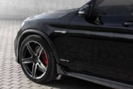 2019 Inferno Mercedes AMG C253 GLC 63 S Coupé Tuning Widebody 6 190x127 Volle Ladung Carbon: Mercedes GLC Inferno Bodykit by TopCar