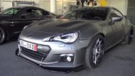 580 PS Widebody Subaru BRZ LS3 V8 Motor Tuning  190x107 Over the top Tuning im Subaru BRZ mit LS3 V8 Motor