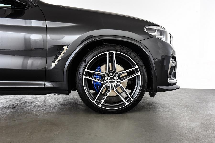 AC Schnitzer BMW SUV Coup%C3%A9 X4 G02 ACS4 Tuning 11 Offiziell   AC Schnitzer BMW SUV Coupé X4 (G02   2018)