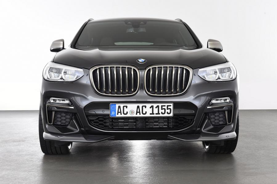 AC Schnitzer BMW SUV Coup%C3%A9 X4 G02 ACS4 Tuning 4 Offiziell   AC Schnitzer BMW SUV Coupé X4 (G02   2018)