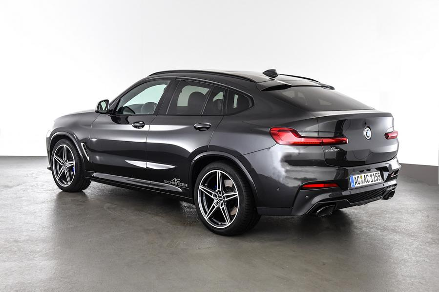 AC Schnitzer BMW SUV Coup%C3%A9 X4 G02 ACS4 Tuning 5 Offiziell   AC Schnitzer BMW SUV Coupé X4 (G02   2018)