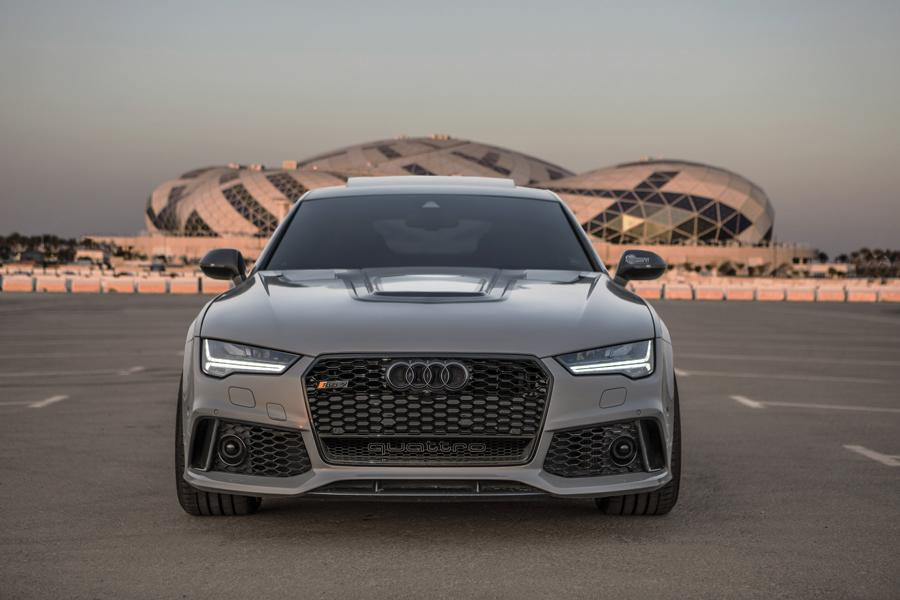 APR Stage3 2018 Audi RS7 Performance Tuning 1 Über 1.000 PS geplant in diesem 2018 Audi RS7 Performance