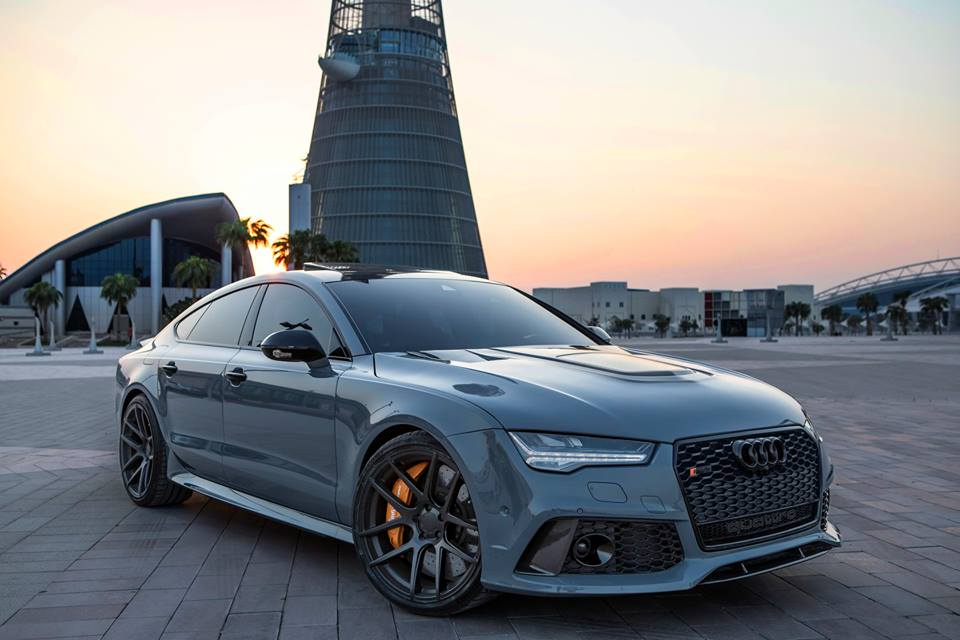 APR Stage3 2018 Audi RS7 Performance Tuning 4 Über 1.000 PS geplant in diesem 2018 Audi RS7 Performance