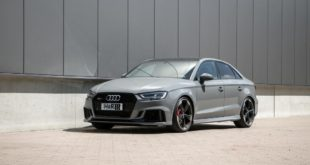 Audi RS3 HR Gewindefedern Tuning 2 310x165 High Five  Audi RS3 mit H&R Gewindefedern
