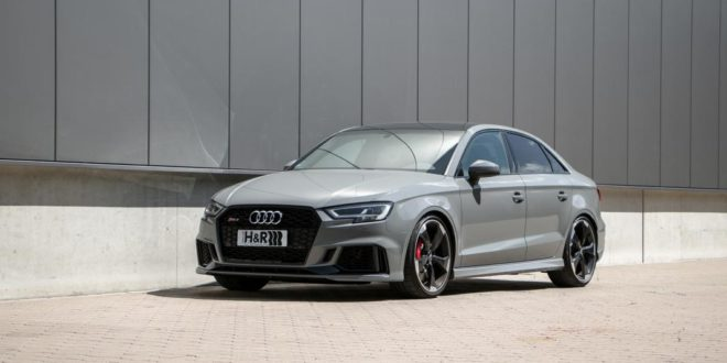 High Five- Audi RS3 mit H&R Gewindefedern