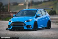 BMSPEC Bodykit Ford Focus RS Tuning Racetrack 1 190x127 Heftiges Teil   BMSPEC Bodykit am Ford Focus RS (2017)