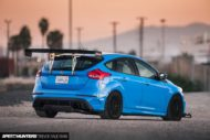 BMSPEC Bodykit Ford Focus RS Tuning Racetrack 5 190x127 Heftiges Teil   BMSPEC Bodykit am Ford Focus RS (2017)