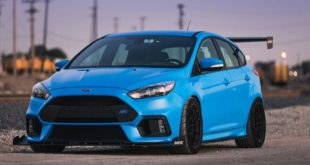 BMSPEC Bodykit Ford Focus RS Tuning Racetrack 9 310x165 Heftiges Teil   BMSPEC Bodykit am Ford Focus RS (2017)