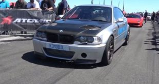 BMW E46 M3 Turbo M50 310x165 Video: Restomod   1965 Chevrolet Corvair Monza