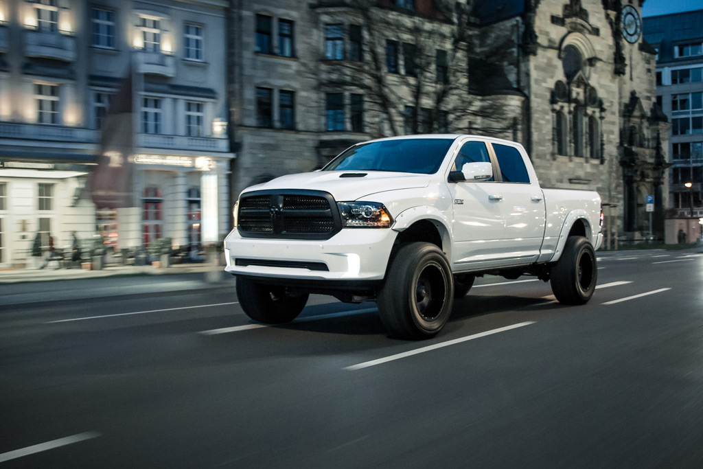 "Bigfoot Edition Dodge RAM Tuning GME 2 Hoch hinaus   ""Offroad Edition"" Dodge RAM 1500 by GME"