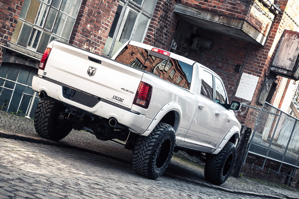 "Bigfoot Edition Dodge RAM Tuning GME 3 Hoch hinaus   ""Offroad Edition"" Dodge RAM 1500 by GME"