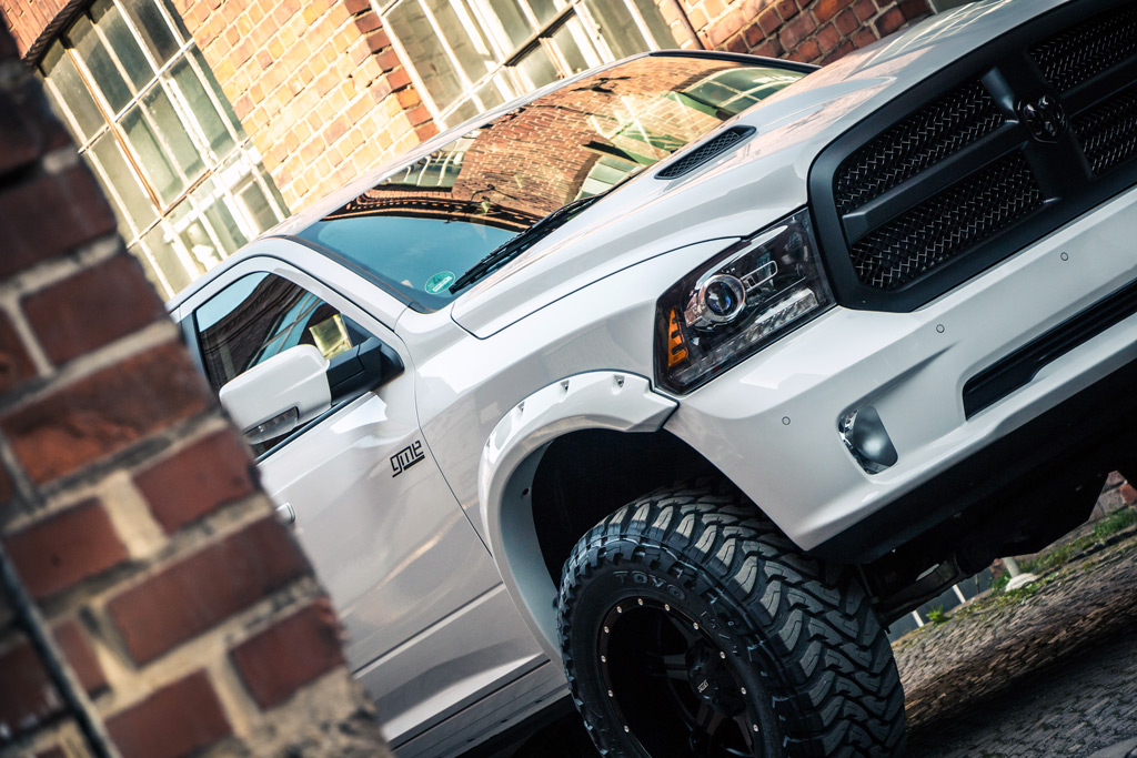 "Bigfoot Edition Dodge RAM Tuning GME 4 Hoch hinaus   ""Offroad Edition"" Dodge RAM 1500 by GME"