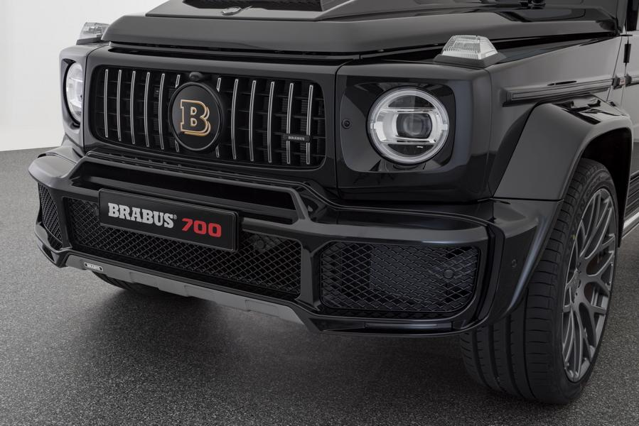 Brabus Mercedes G63 700 Widestar 2018 W63 Tuning 10 Neues Monster: Brabus Mercedes G63 700 Widestar 2018