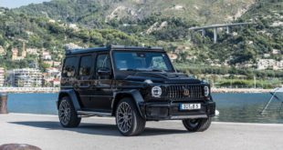 "Brabus Mercedes G63 700 Widestar 2018 W63 Tuning 37 310x165 Stromer: BRABUS Ultimate E Shadow Edition ""1 of 28"""