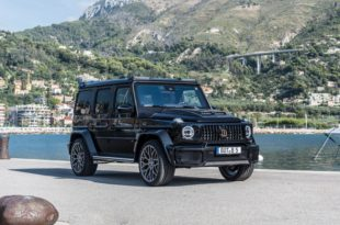 Brabus Mercedes G63 700 Widestar 2018 W63 Tuning 37 310x205 Neues Monster: Brabus Mercedes G63 700 Widestar 2018