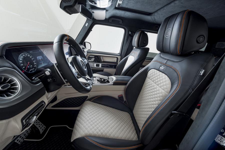 Brabus Mercedes G63 700 Widestar 2018 W63 Tuning 53 Neues Monster: Brabus Mercedes G63 700 Widestar 2018