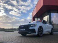 Chiptuning Audi Q8 4M DTE Systems Pedalbox 1 1 190x143 Erster! DTE Systems Chiptuning für den neuen Audi Q8