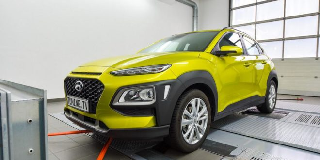 Hyundai Kona dank Speed Buster mit 149 PS & 221 NM
