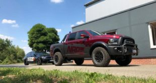 Dodge Ram 1500 ORZ Vehicles Ram Requite Tuning 3 310x165 Bestätigt 2020 Dodge RAM REBEL TRX mit 6,2 Liter V8