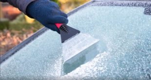 Ice scraper winter parking heater 310x165 Tip! A cup of hemp tea can lead to a driving ban!