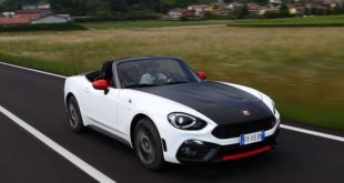 Fiat Abarth 124 Spider 2019 Tuning 1 310x165 Neu   Fiat Abarth 124 Spider nun auch als Krawallversion