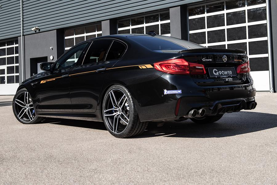 G Power BMW M5 F90 Tuning 2018 3 Heftig   800 PS & 980 NM im G Power BMW M5 F90