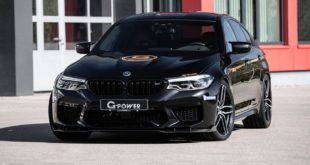 G Power BMW M5 F90 Tuning 2018 9 310x165 Luxusdampfer mit 700 PS: G POWER BMW M760Li xDrive