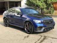GLC Mercedes Inferno Bodykit X253 Tuning TopCar 10 190x143 Volle Ladung Carbon: Mercedes GLC Inferno Bodykit by TopCar
