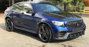 GLC Mercedes Inferno Bodykit X253 Tuning TopCar 10 310x165 Volle Ladung Carbon: Mercedes GLC Inferno Bodykit by TopCar