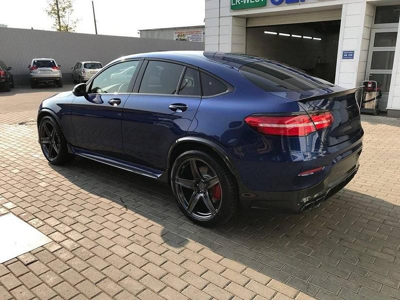 GLC Mercedes Inferno Bodykit X253 Tuning TopCar 11 Volle Ladung Carbon: Mercedes GLC Inferno Bodykit by TopCar