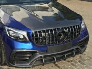 GLC Mercedes Inferno Bodykit X253 Tuning TopCar 8 190x143 Volle Ladung Carbon: Mercedes GLC Inferno Bodykit by TopCar