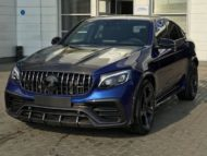 GLC Mercedes Inferno Bodykit X253 Tuning TopCar 9 190x143 Volle Ladung Carbon: Mercedes GLC Inferno Bodykit by TopCar