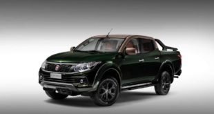 Garage Italia Customs Fiat Fullback Pickup Tuning 2018 1 310x165 Edler Lastesel   Garage Italia Customs Fiat Fullback Pickup