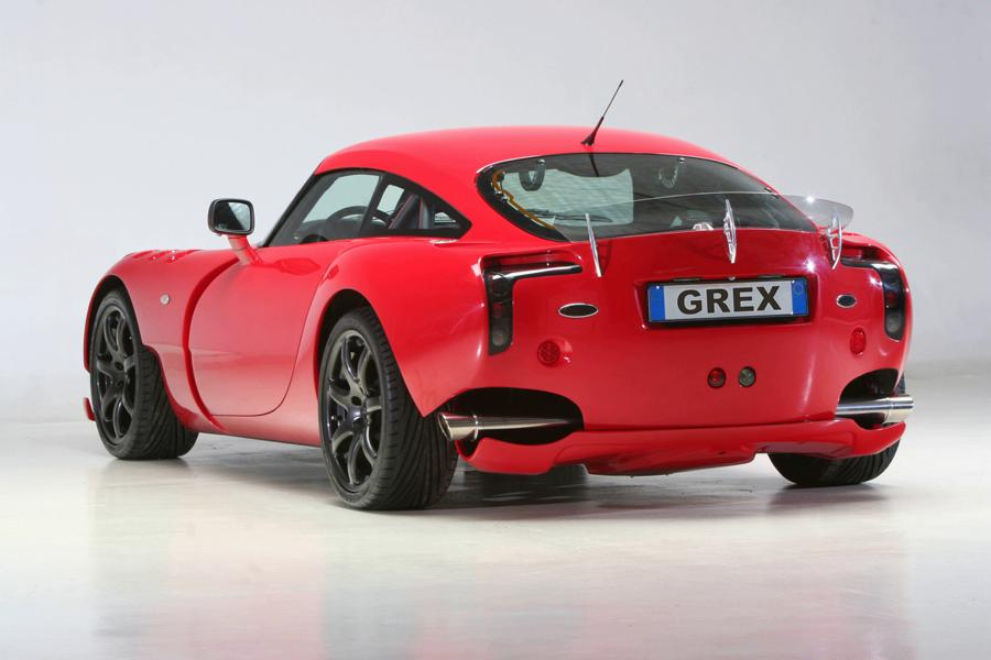 Grex Automotive TVR Sagaris 2018 Car Kit Tuning 1 2019   TVR Sagaris steht als Car Kit von den Toten auf