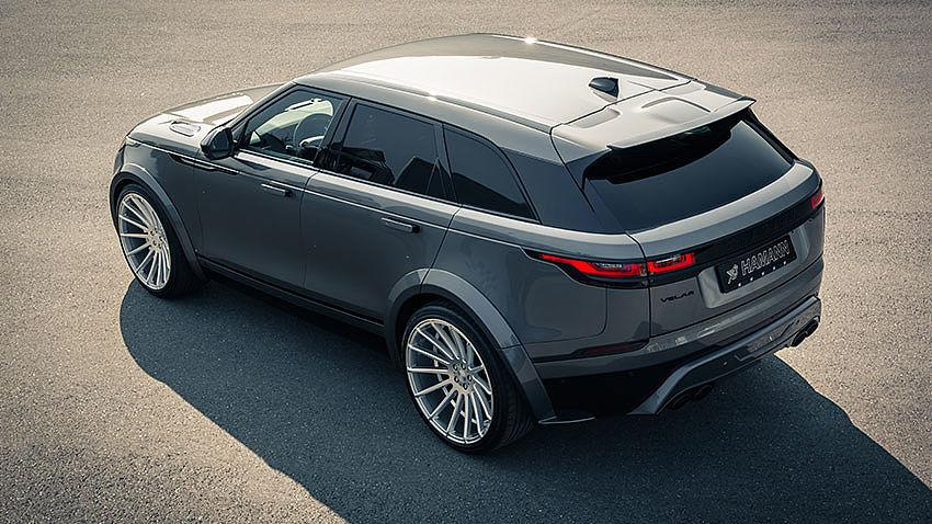Hamann Motorsport Widebody Kit Range Rover Velar Tuning 6 Hamann Motorsport Widebody Kit am Range Rover Velar