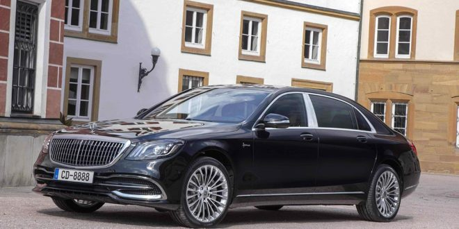 HOFELE-Design: 2018 Mercedes S-Klasse & Maybach S600