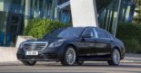 Hofele Mercedes S Klasse W222 V222 Tuning 2018 1 155x81 HOFELE Design: 2018 Mercedes S Klasse & Maybach S600