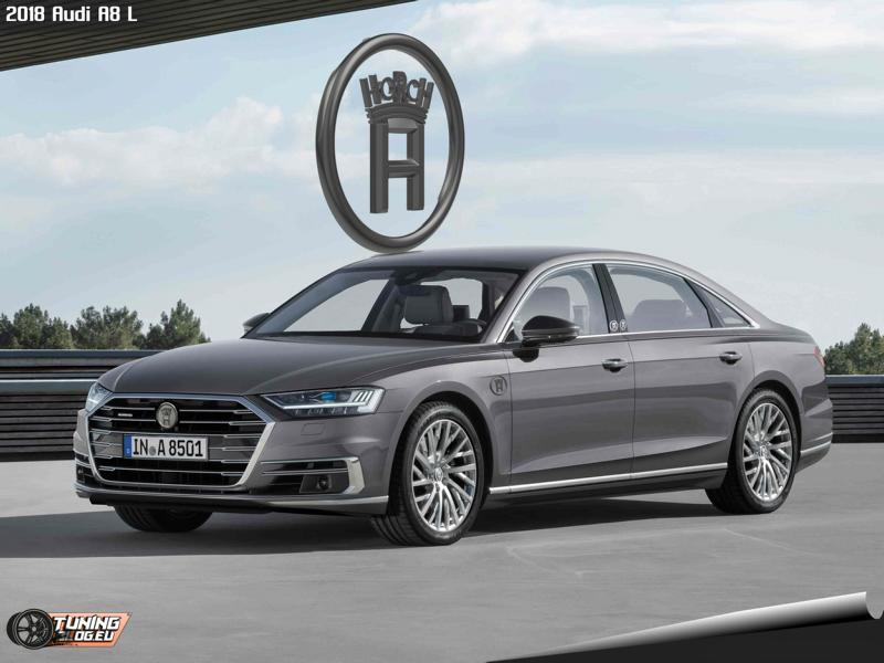 Horch Audi A8L 2019 Tuning