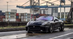 Jaguar F Type AJ 23 SVR Tuning ARDEN 2018 1 310x165 Bentley GT/GTC   2019 Arden Bentley AB III Widebody