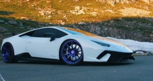 Kompressor Lamborghini Huracan auf ADV.1 Wheels 310x165 Video: Heffner Performance Ford GT vs. McLaren 720S