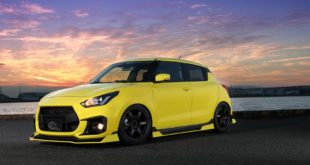 Kuhl Racing 2019 Suzuki Swift Sport Bodykit Airride 1 310x165 Vorschau: Nissan GT R Widebody Projekt 2020 by Kuhl racing